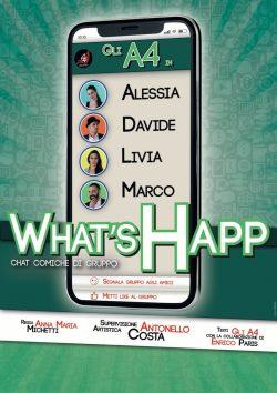 locandina_What's_Happ_Chat_comiche_di_gruppo